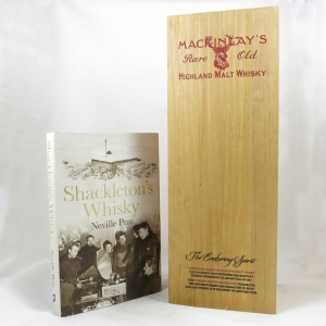 Mackinlay's Shackleton Replica (1st Edition) including Book