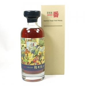 Karuizawa 1987 Single Cask #2031 / Only 83 Bottles