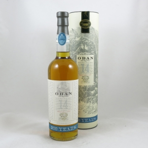 Oban 14 Year Old 200 Years Anniversary Edition front