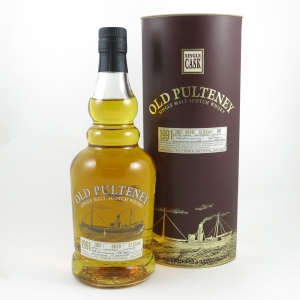 Old Pulteney 1991 Single Cask front