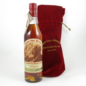 Pappy Van Winkle Family Reserve 20 Year Old front