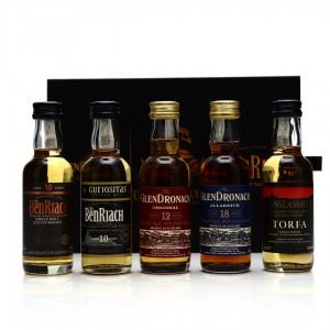 Benriach Distillery Co Special Collection Miniatures x 5