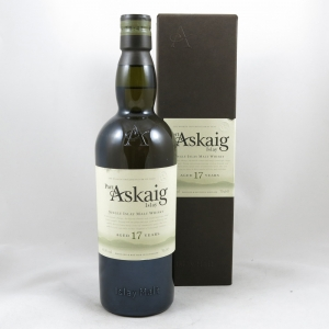 Port Askaig 17 Year Old front