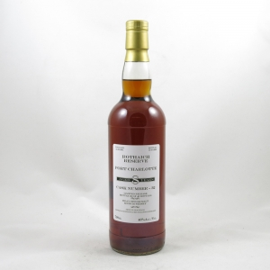 Port Charlotte 8 Year Old Rothaich Reserve (Only 40 Bottles) front