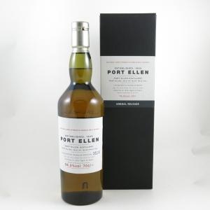 Port Ellen 1979 22 Year Old 1st Release front