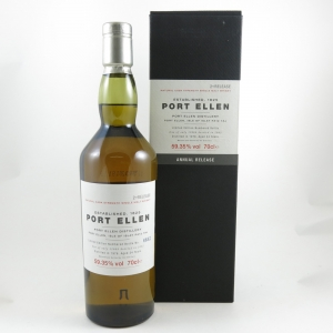 Port Ellen 1978 24 Year Old 2nd Release front