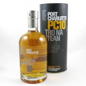 Port Charlotte PC10 front