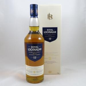 Royal Lochnagar 12 Year Old front