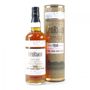 Benriach 1996 Single Cask 18 Year Old PX Finish / Royal Mile Whisky Exclusive