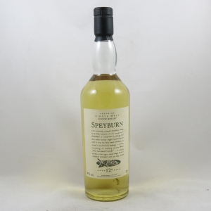Speyburn 12 Year Old Flora and Fauna Front