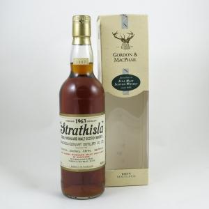 Strathisla 1963 Gordon and Macphail front