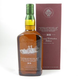 Strathisla 25 Year Old Celebration Edition front