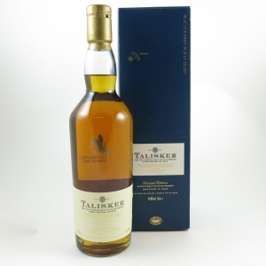 Talisker 175th Anniversary front