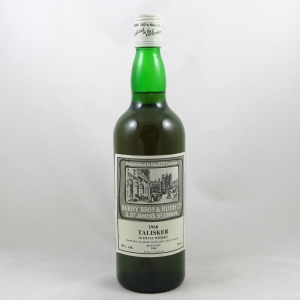 Talisker 1968 Berry Brothers and Rudd 75cl front