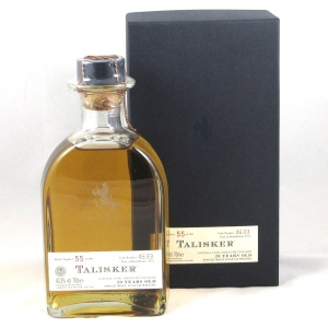 Talisker 1973 28 Year Old Single Cask Oddbin's Exclusive Front