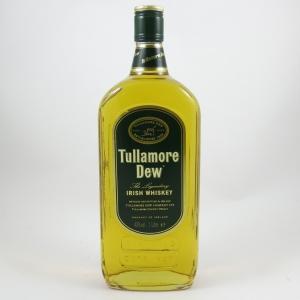 Tullamore Dew 1 Litre front