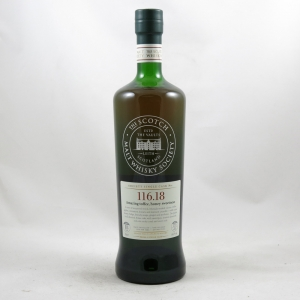 Yoichi 1994 SMWS 116.18 18 Year Old front