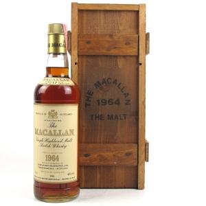 Macallan 1964 17 Year Old