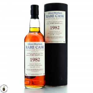 Port Ellen 1982 Queen of the Moorlands Edition XXI