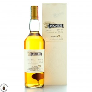 Cragganmore 1973 Cask Strength 29 Year Old