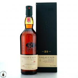 Lagavulin 1985 Cask Strength 21 Year Old