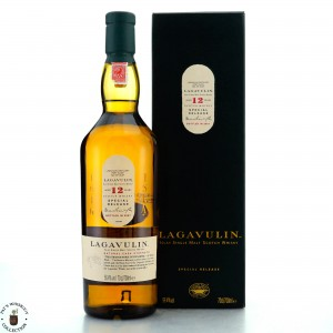 Lagavulin 12 Year Old Cask Strength 2007 Release