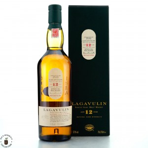 Lagavulin 12 Year Old Cask Strength 2002 Second Release