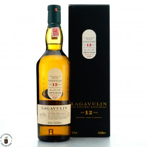 Lagavulin 12 Year Old Cask Strength 2010 Release