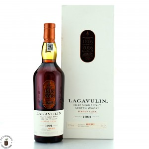 Lagavulin 1991 Single Sherry Cask / Bicentenary Edition