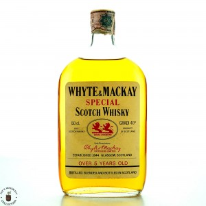Whyte and Mackay Special 50cl 1970s