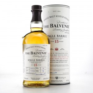Balvenie 1999 Single Barrel 15 Year Old #167