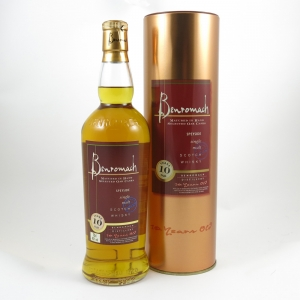 Benromach 10 Year Old front