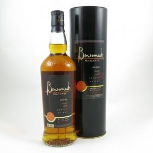Benromach Organic front