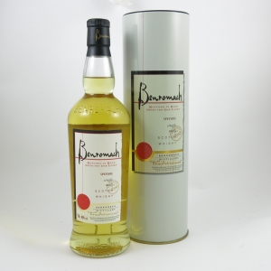 Benromach Traditional front