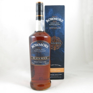 Bowmore Black Rock 1 Litre front
