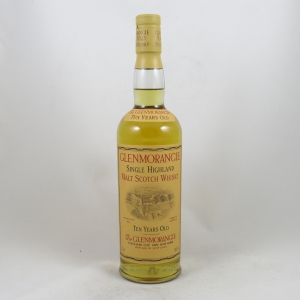 Glenmorangie 10 Year Old (Old Style) front