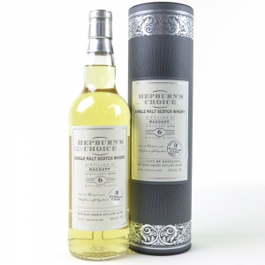 Macduff 2008 Hepburn's Choice 6 Year Old Single Cask