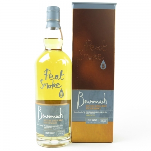 * missing back shot - Benromach 2006 Peat Smoke