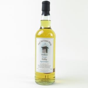 Arran 1996 Whisky Broker 18 Year Old