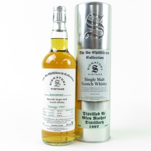 Glenrothes 1997 Signatory Vintage 15 Year Old