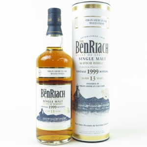 Benriach 1999 Virgin Oak 13 Year Old