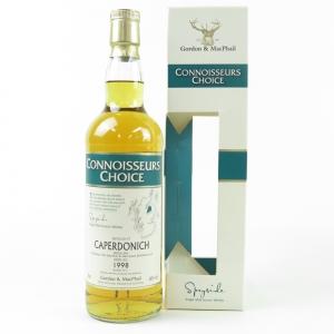 Caperdonich 1998 Gordon and Macphail