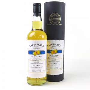 Cameronbridge 19 Year Old Cadenhead's