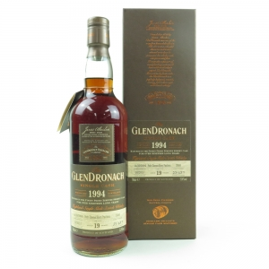 Glendronach 1994 Single Cask 19 Year Old #3385
