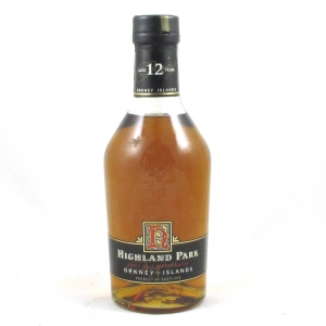 Highland Park 12 Year Old (Old Style) front