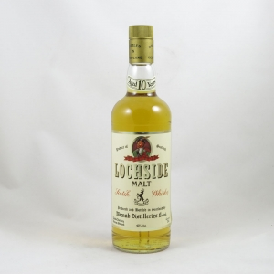 Lochside 10 Year Old 75cl front