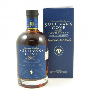 Sullivan's Cove French Oak #HH0424 front