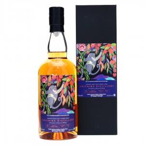 Chichibu 2012 Single Bourbon Cask #2341 / LMDW