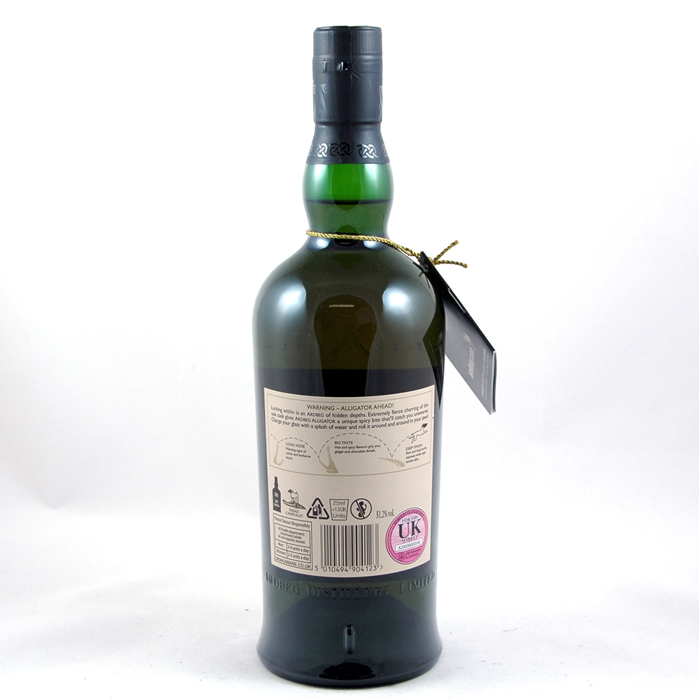 Ardbeg Alligator Committee Reserve For Discussion Back