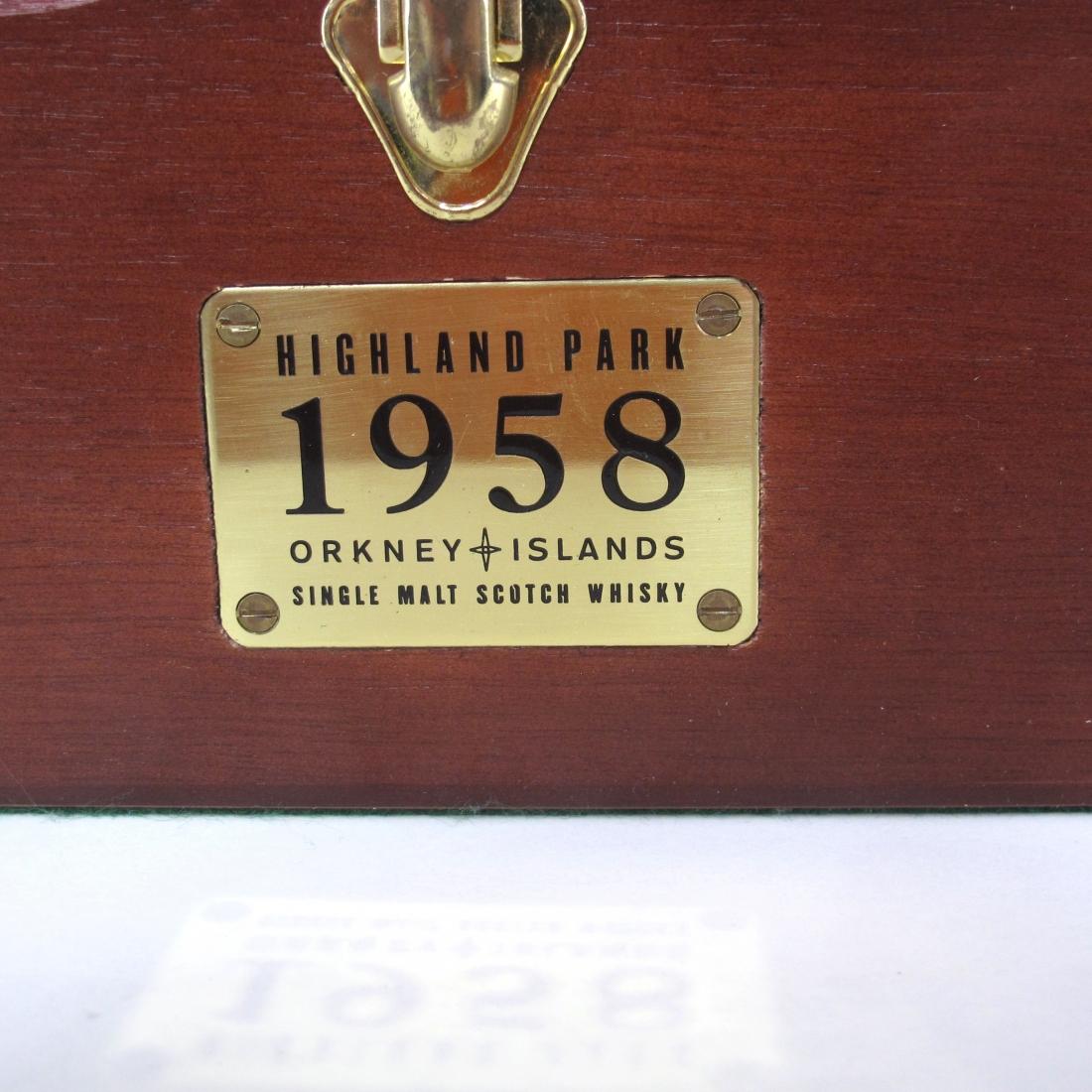 Highland Park 1958 40 Year Old